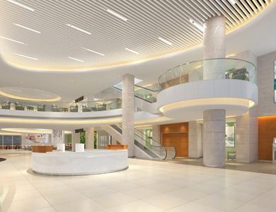 保定健安医院装饰设计方案